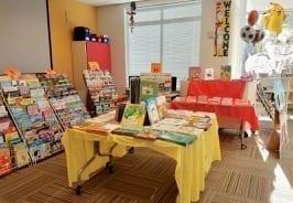 Fulton Science Academy Book Fair