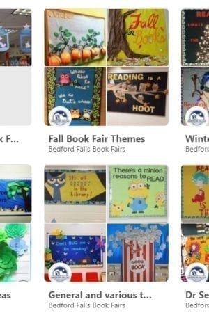 Check out our Pinterest Boards