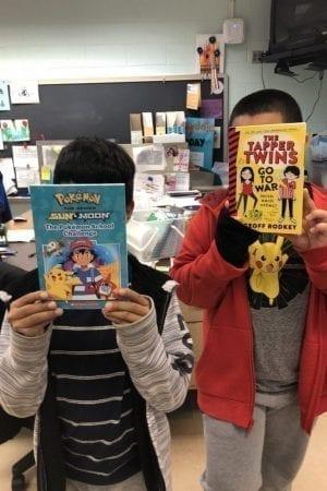 Belvedere Elementary Book Fair
