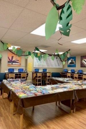 Liberty Christian Academy Book Fair