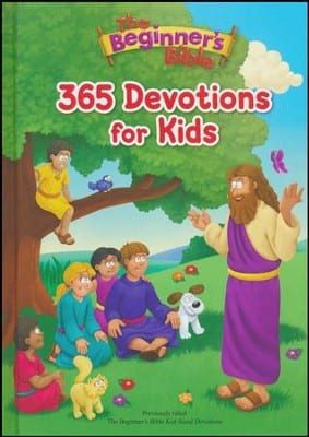 365 DEVOTIONS FOR KIDS