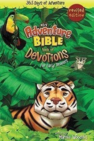 ADVENTURE BIBLE BOOK OF DEVOTIONS