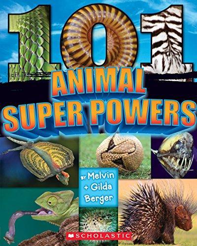 101 ANIMAL SUPER POWERS