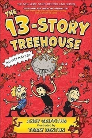 13-STORY TREEHOUSE