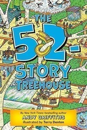 52-STORY TREEHOUSE