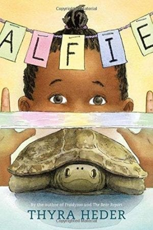 ALFIE (THE TURTLE THAT DISAPPEARED