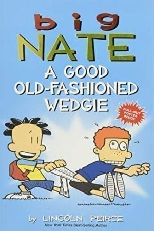 A GOOD OLE-FASHIONED WEDGIE