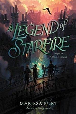 LEGEND OF STARFIRE