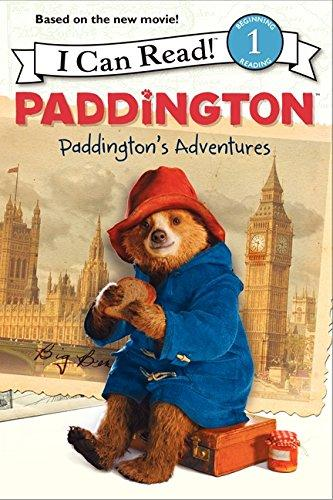 PADDINGTON; PADDINGTON'S  ADVENTURE