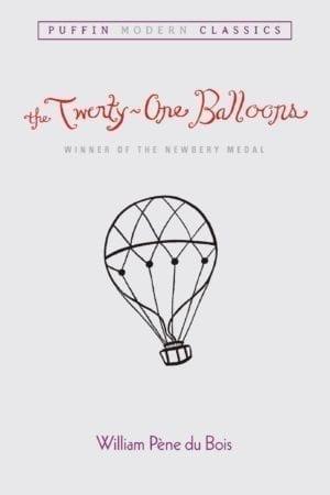 TWENTY-ONE BALLOONS