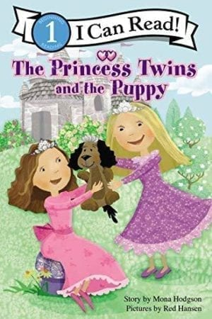 PRINCESS TWINS AND THE PUPPY