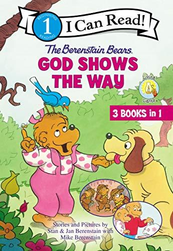 BERENSTAIN BEARS GOD SHOWS THE WAY