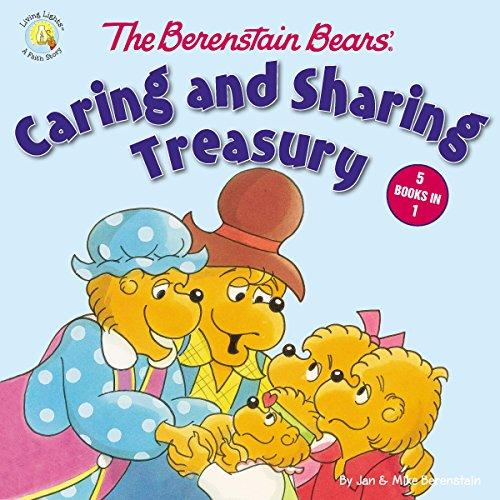 BERENSTAIN BEARS CARING AND SHARING TREASURY