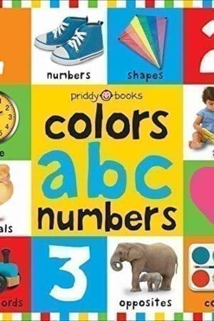 COLORS, ABCS AND NUMBERS