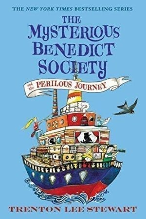 MYSTERIOUS BENEDICT SOCIETY AND PERILOUS JOURNEY