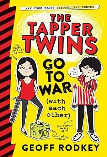 TAPPER TWINS GO TO WAR
