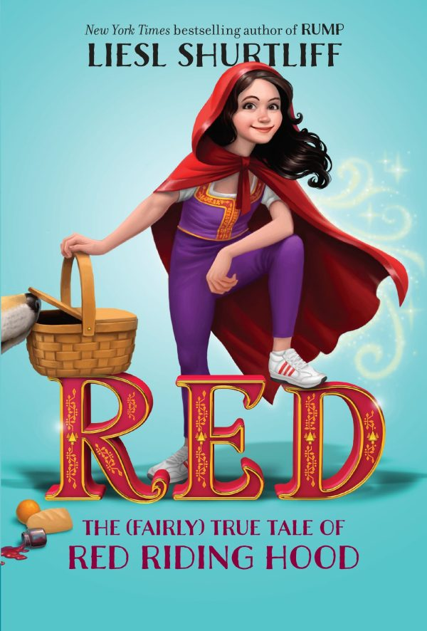Red:  (Fairly) True Tale of Red Riding Hood