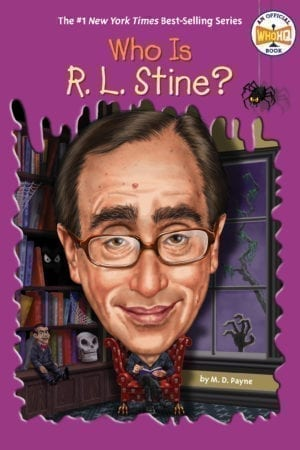 WHO IS R.L. STINE?