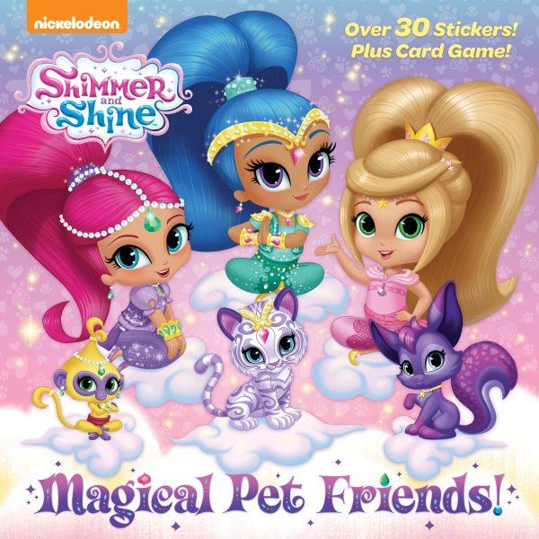 MAGICAL PET FRIENDS