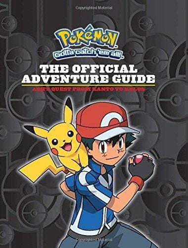 ASH'S QUEST FROM KANTO TO KALOS