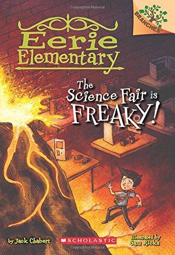 SCIENCE FAIR IS FREAKY!