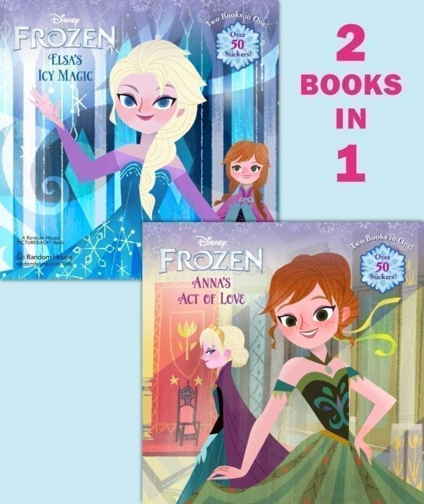 ANNA'S ACT OF LOVE/ELSA'S ICY MAGIC