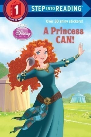 A PRINCESS CAN