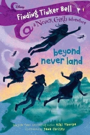 FINDING TINKER BELL:  BEYOND NEVER LAND