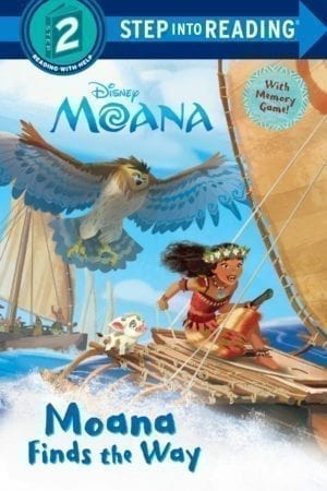 MOANA FINDS THE WAY