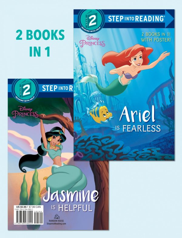 ARIEL IS FEARLESS/ JASMINE IS HELPFUL