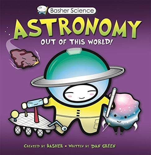 ASTRONOMY OUT OF THIS WORLD!