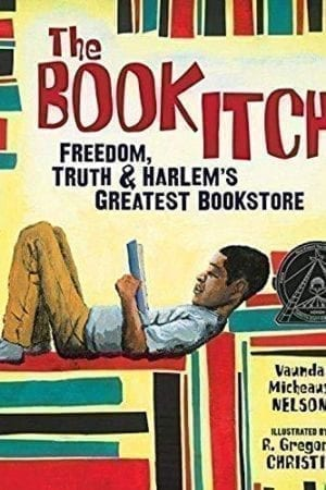 Book Itch:  Freedom, Truth and Harlem's