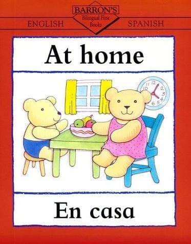 AT HOME  EN CASA