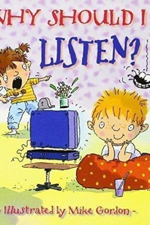 WHY SHOULD I LISTEN