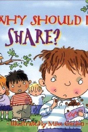 WHY SHOULD I SHARE