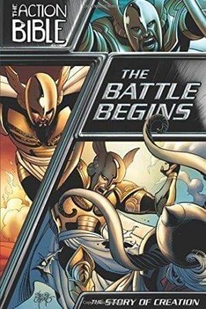BATTLE BEGINS