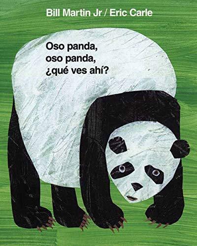 OSO PANDA OSO PANDA QUE VES AHI