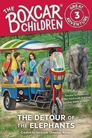 Detour of the Elephants