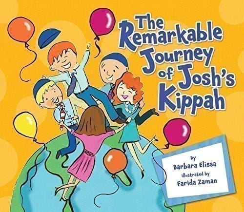 REMARKABLE JOURNEY OF JOSH'S KIPPAH
