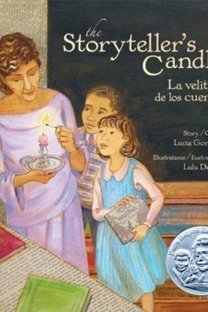 STORYTELLER'S CANDLE/ LA VELITA DE LOS CUENTOS