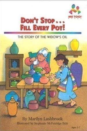 DON'T STOP.... FILL EVERY POT!