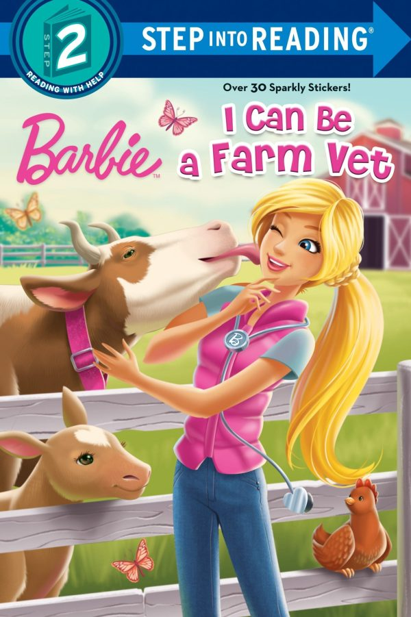 I CAN BE A FARM VET