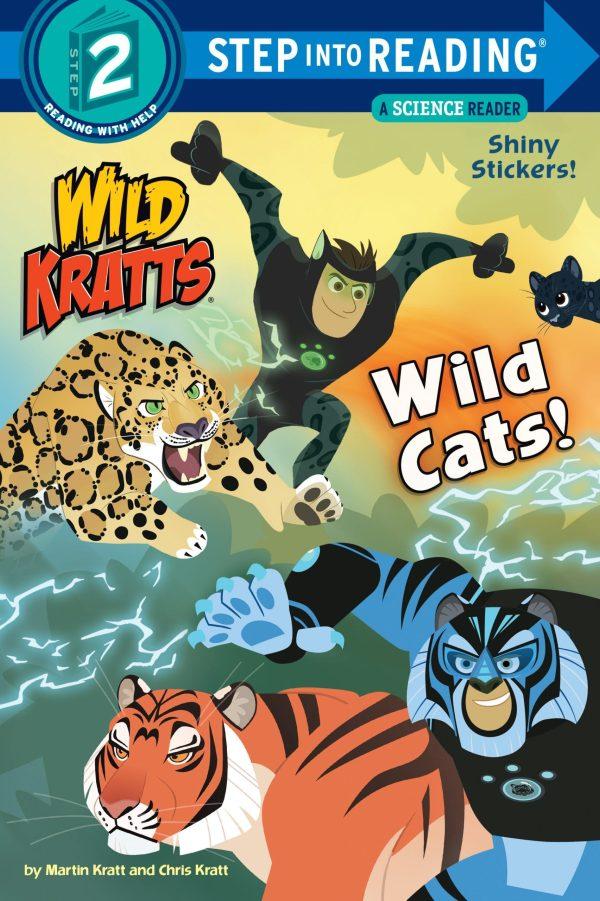 WILD KRATTS: WILD CATS