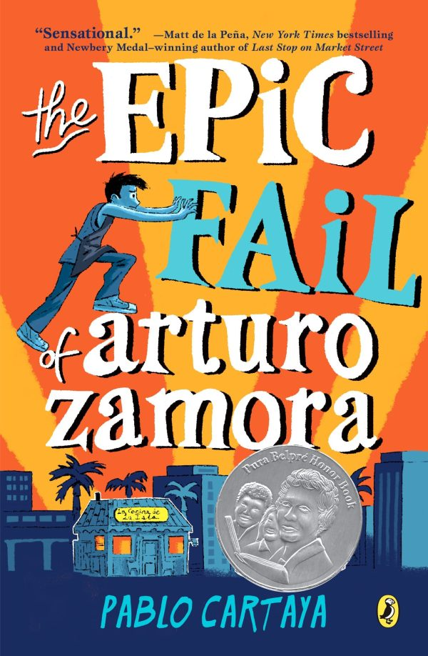 Epic Fail of Arturo Zamora