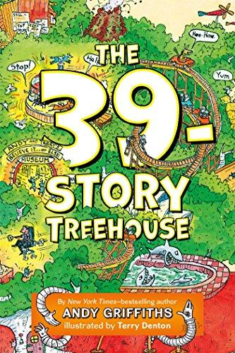 39-STORY TREEHOUSE