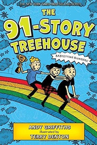91-STORY TREEHOUSE