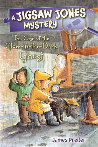 Case of the Glow-in-the-Dark Ghost