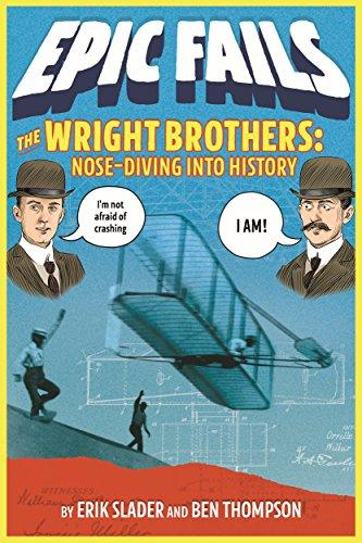 Wright Brothers Nosediving Into History