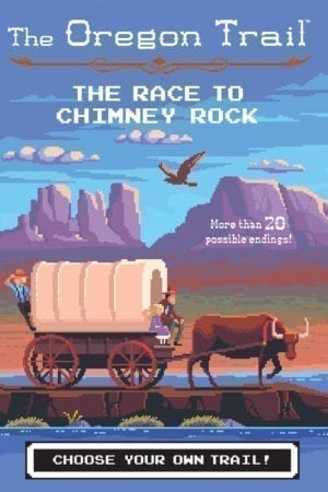 RACE TO CHIMNEY ROCK