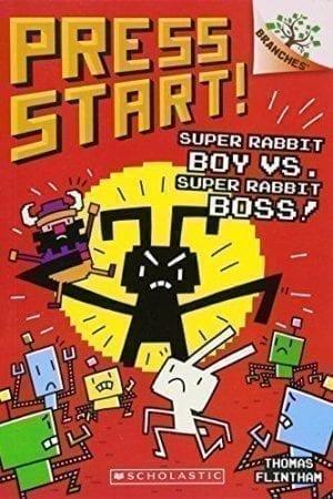 SUPER RABBIT BOY VS. SUPER RABBIT BOSS